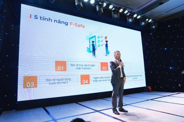 FPT Telecom ra mắt giải pháp bảo mật F-Safe - ảnh 3